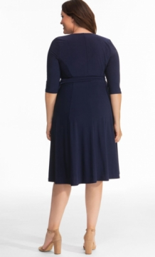 Jurk Essential Navy