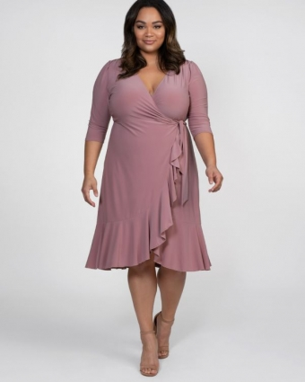 Jurk Whimsy Soft Rose